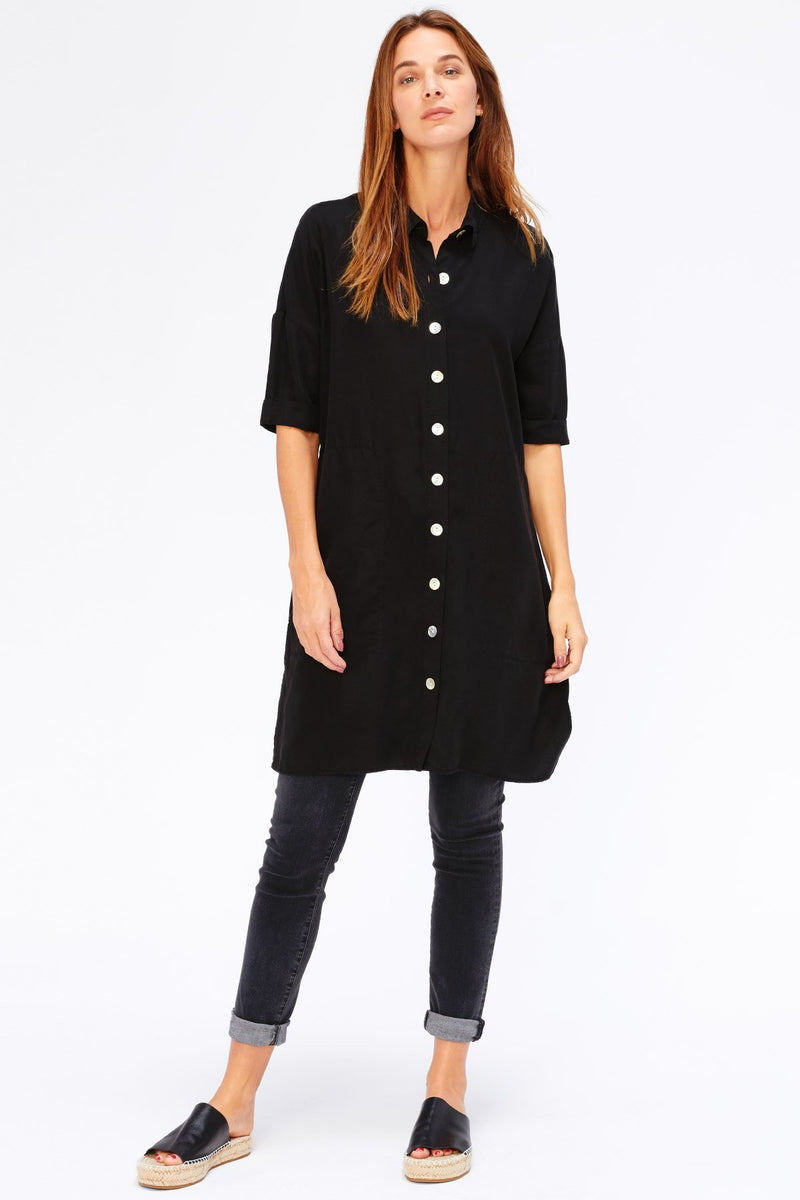 XCVI Everett Shirt Dress