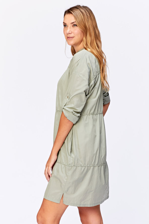 XCVI Cassiopeia Trench Dress