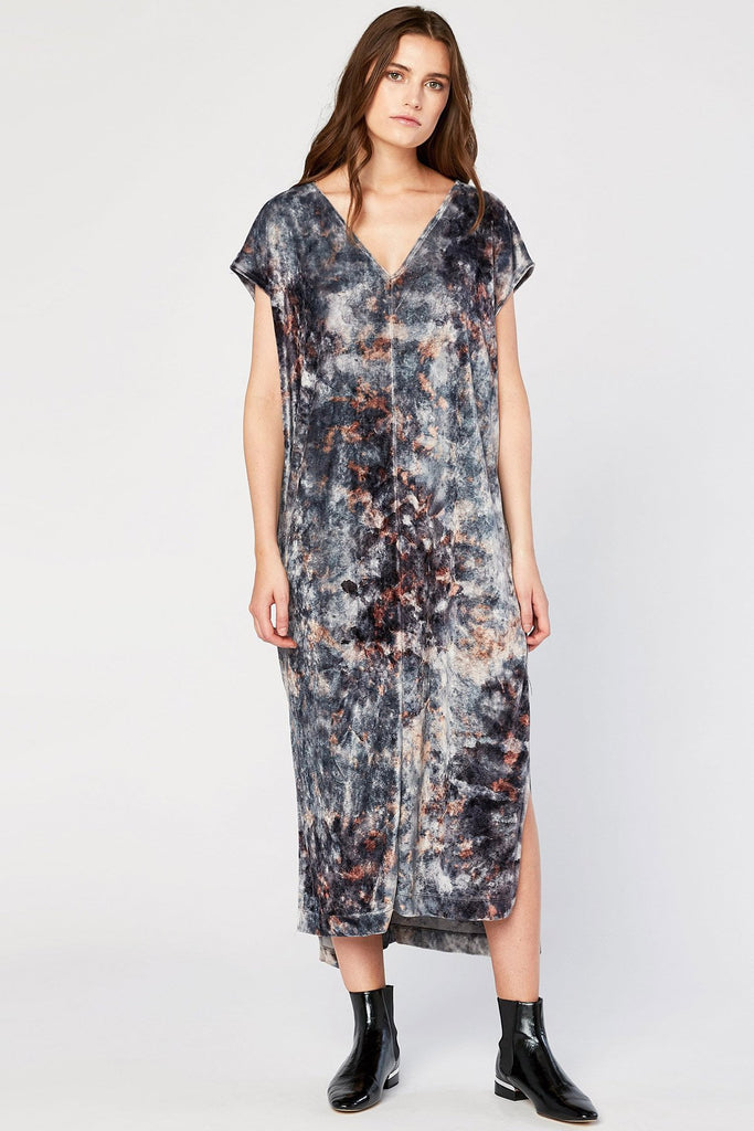 Ulla High-Low Shift Dress