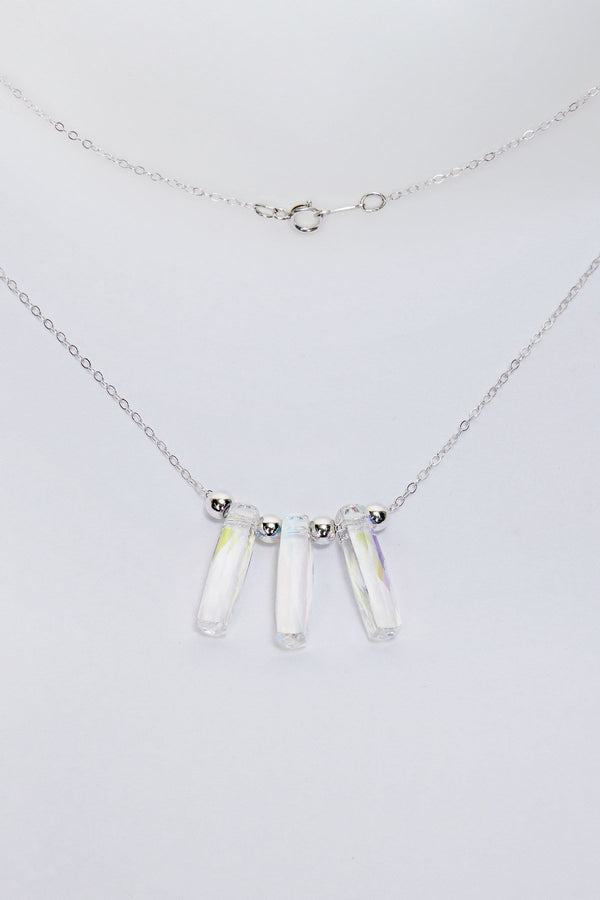 Shübx Designs Beads & Crystal Pendants Necklace