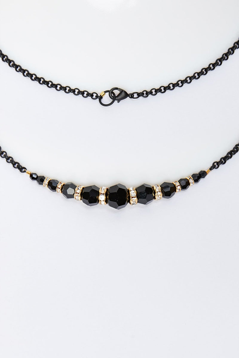 Shübx Designs Midnight Necklace