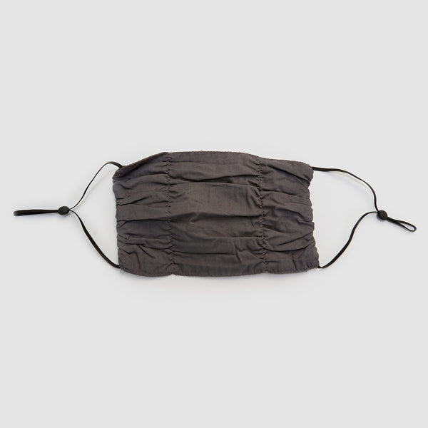 XCVI Ruched Panel Mask