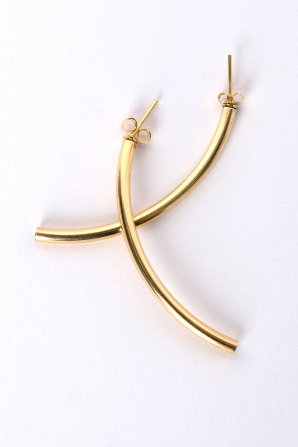 Michal Cohen Arc Earrings