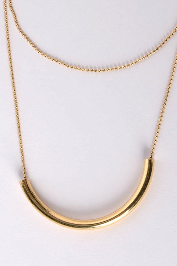 Michal Cohen Arc Necklace