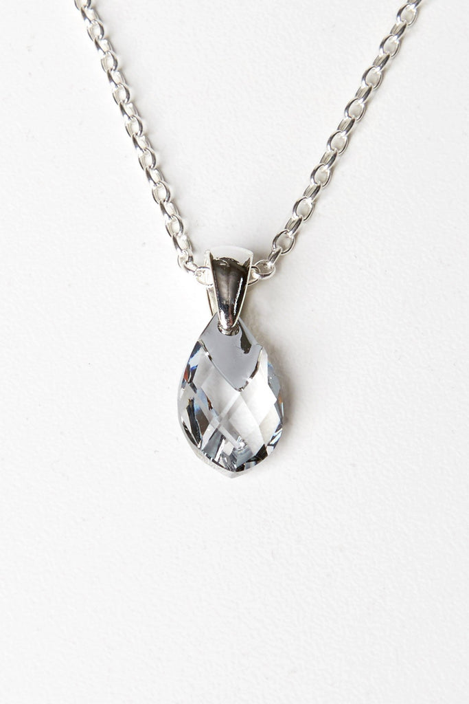 Necklace with Swarovski Crystal Pendant