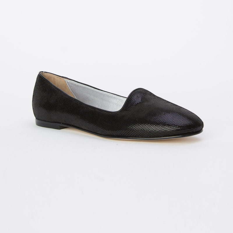 Michal Cohen Leather Loafers