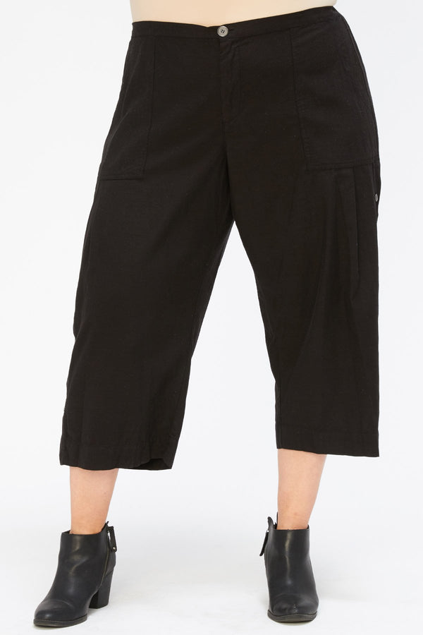 Snap Detail Trouser