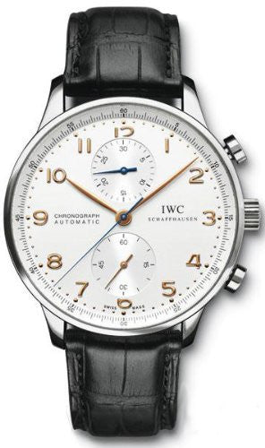 IWC Portuguese Chronograph Automatic Mens Watch IW371445