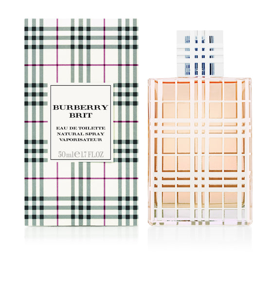 BURBERRY Brit for Women Eau de Toilette 3.4 fl .oz EDT Spray [BURBER-50454113270]  Price:  $ 99.00 RETAIL - N & R Products