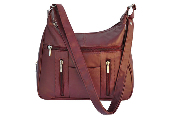 Super-Soft Genuine Lambskin Leather Purse [118CA-700]  Price:  $ 129.00 RETAIL - N & R Products