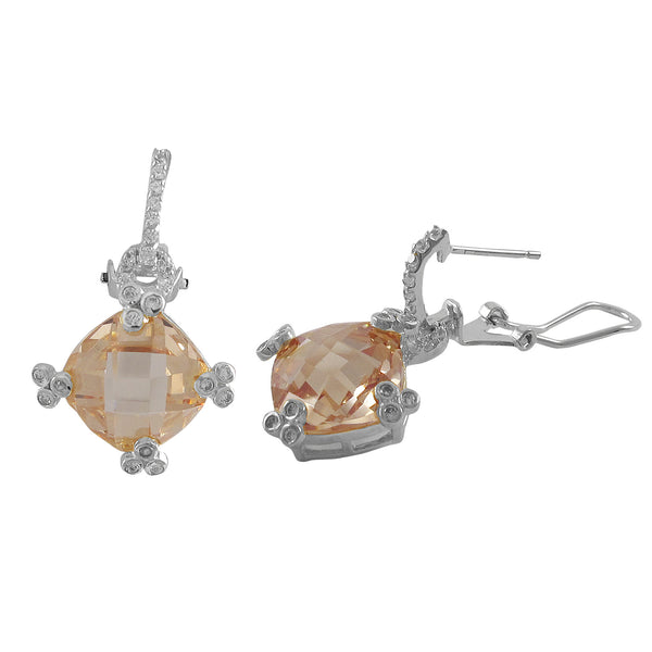 Sterling Silver-champ clip/post earring - N & R Products