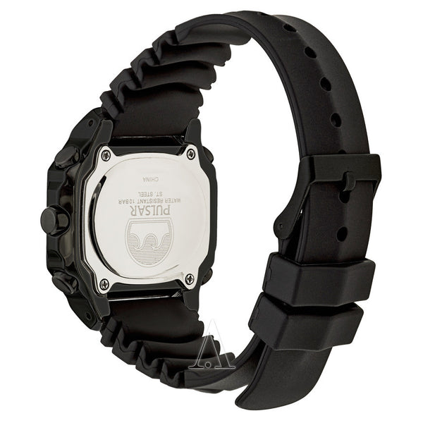 PULSAR PW3003 DIGITAL STAINLESS STEEL WATCH [PU-PW3003]  Price:  $ 199.99 RETAIL - N & R Products
