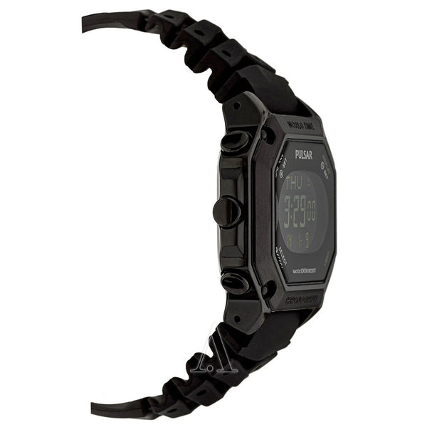 PULSAR PW3003 DIGITAL STAINLESS STEEL WATCH [PU-PW3003]  Price:  $ 199.99 RETAIL