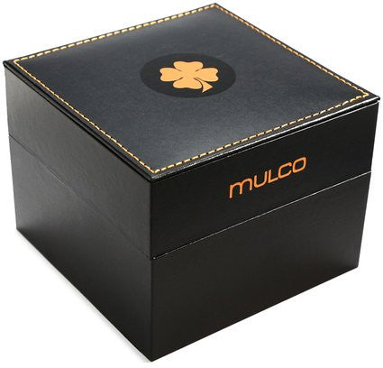 MULCO Blue Marine Mother of Pearl Dial Chronograph Black Rubber Ladies Watch MW129903021 [MW1-29903-021]  Price:  $ 485.00 RETAIL - N & R Products