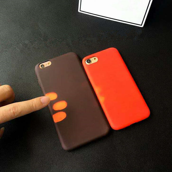 Discoloration  Mobile Phone Shell,FREE SHIPPING!