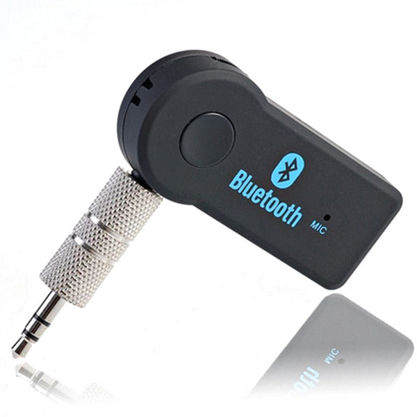 Handfree Car Bluetooth Music Receiver Universal for Phone MP3