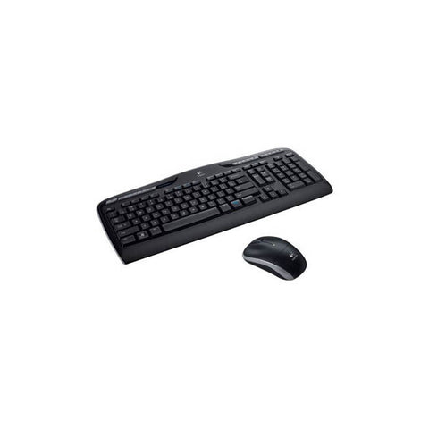 Logitech Wireless Desktop MK320 Keyboard and Mouse
