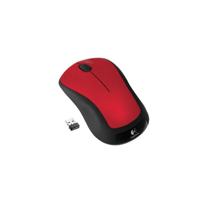 Logitec WIRELESS MOUSE M310/FLAME RED GLOSS
