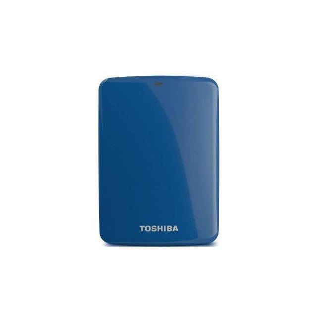 Toshiba 2TB Canvio Connect Blue