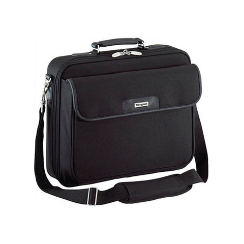 Targus Notepac Carrying case - black - Shoulder strap