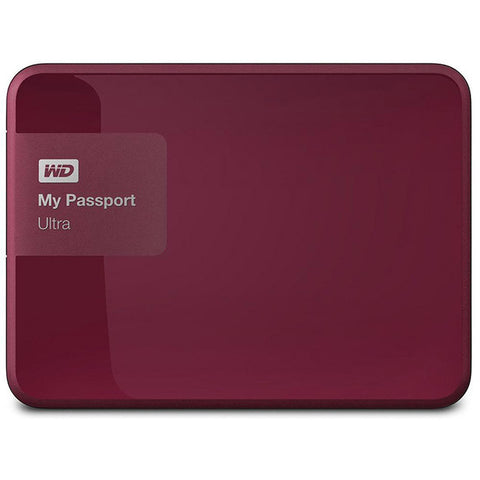 Western Digital My Passport Ultra USB 3.0 Secure