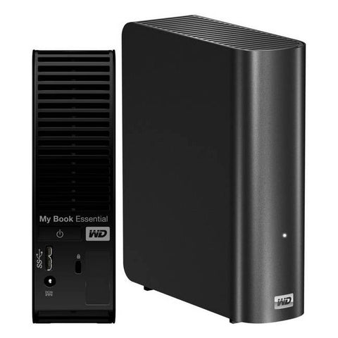 Western Digital 3TB MY BOOK ESSENTIAL USB 3.0/2.0 DRIVE