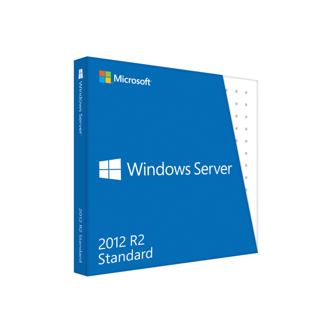 HP Microsoft Windows Server 2012 R.2 Standard 64-bit
