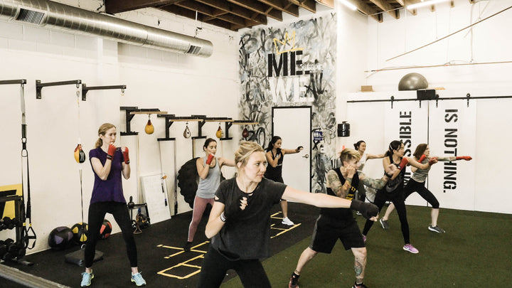 Women's Boxing Workshop with Boxfit San Diego