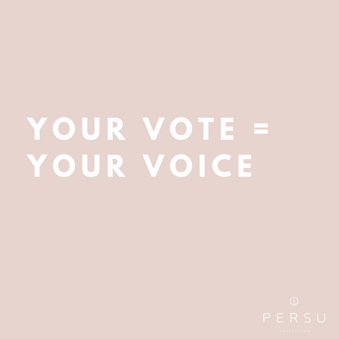 Your Vote = Your Voice