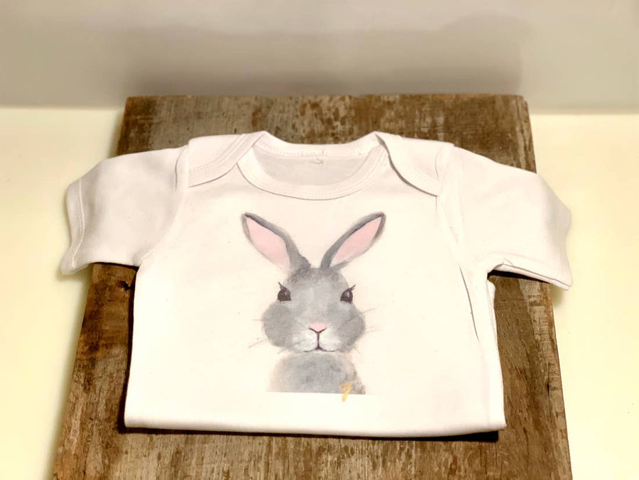 Bunny Animal Baby Clothing Onesie (Unisex)