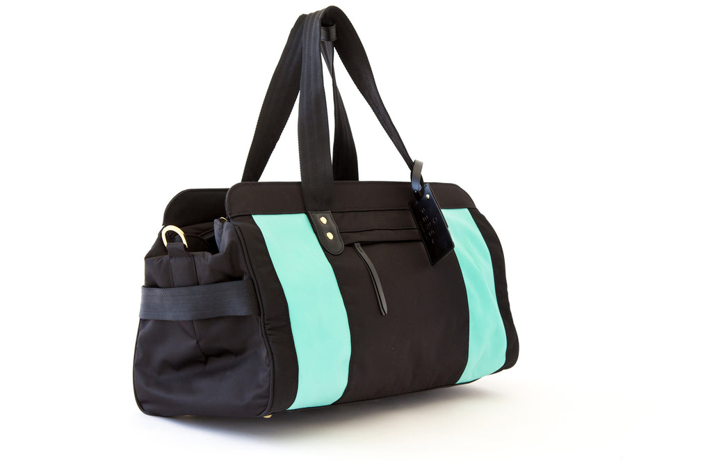 THE JESSICA BAG - PERSUCOLLECTION functional men and women s duffle bag a3463490d