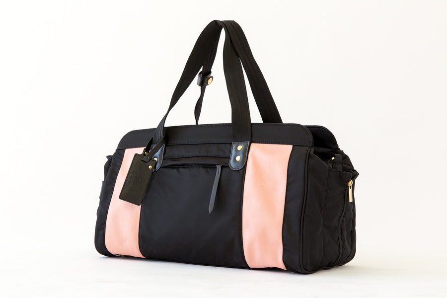 THE JESSICA BAG | BLUSH PINK - PERSU COLLECTION