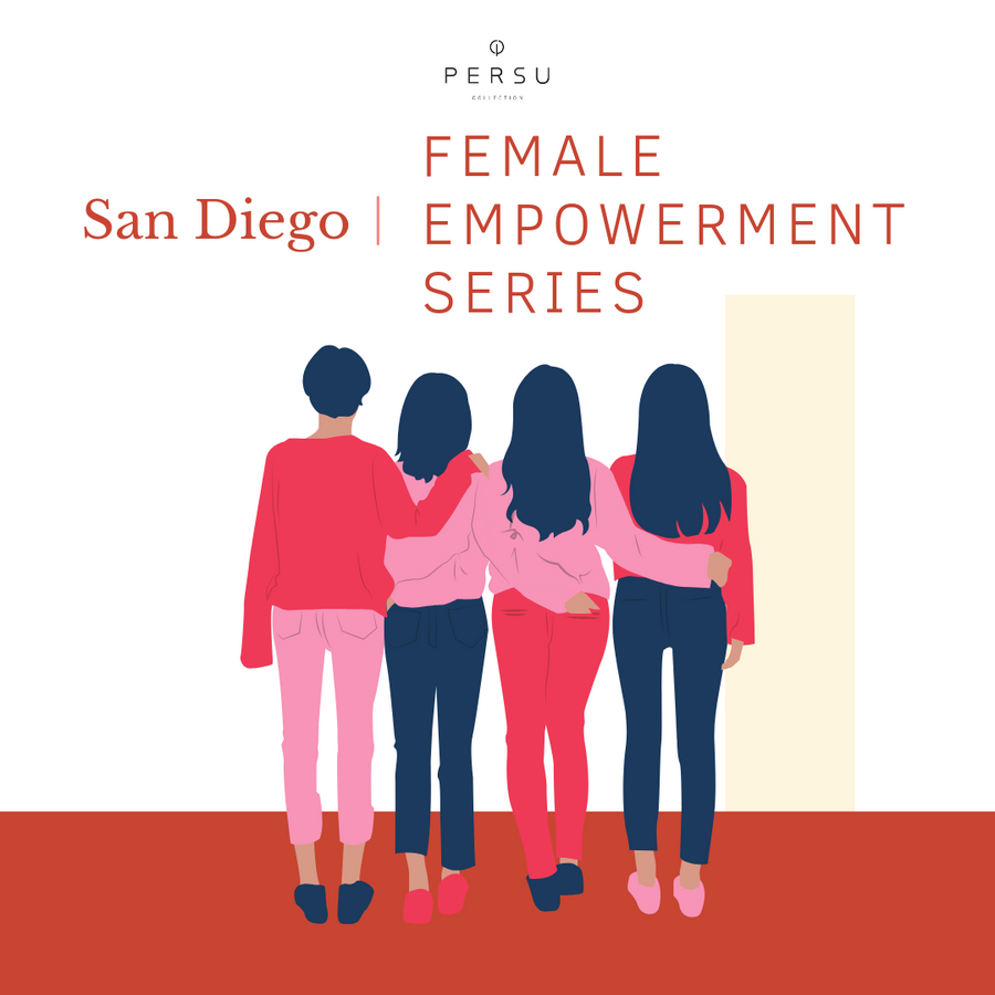 FEMALE EMPOWERMENT SERIES BUNDLE - PERSU COLLECTION