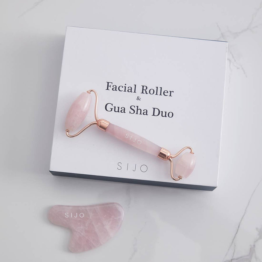 Roller and Gua Sha Duo - PERSU COLLECTION
