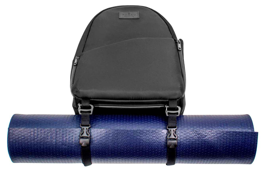 The Ama Backpack [Pre-Order] - PERSUCOLLECTION functional men and women's duffle bag, gym bag, travel bag all-in-one! The only washable interior gym bag.