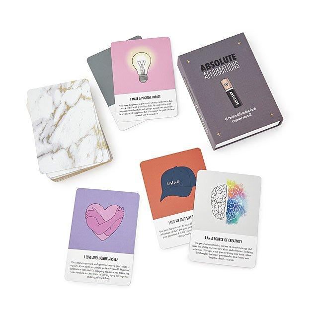 Absolute Affirmations: 44 Positive Affirmation Cards