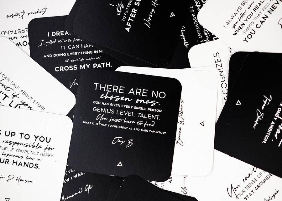 Dope Quotes Deck