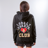 Lonely Hearts Club Embroidered Hoodie Unisex