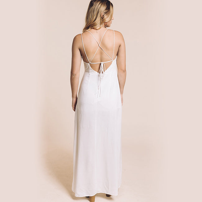 Mountain Song Maxi Romper