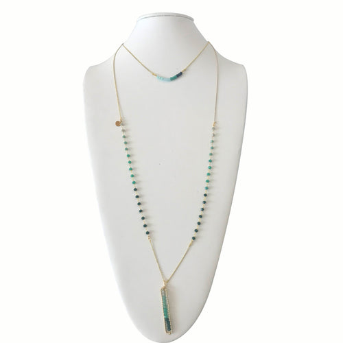 Aloha Long Necklace