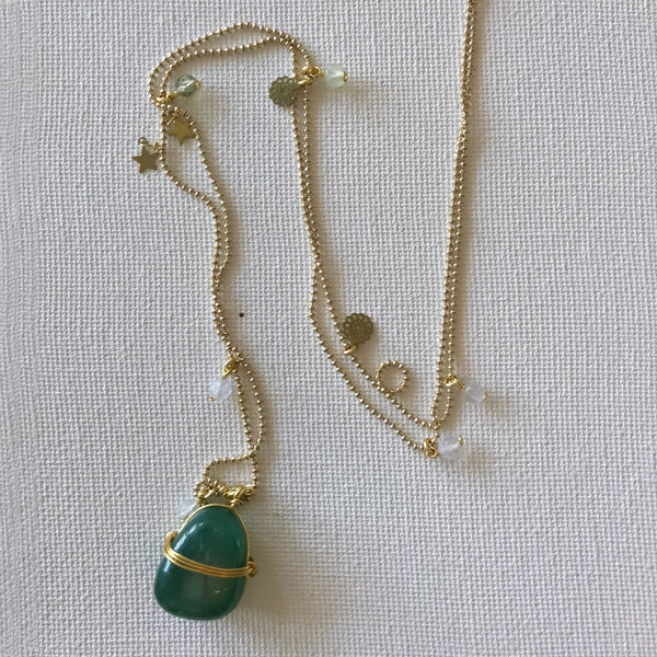 Acuario Necklace