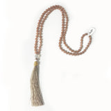 Med Mala Necklace
