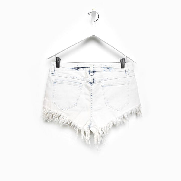 Savannah Denim Shorts