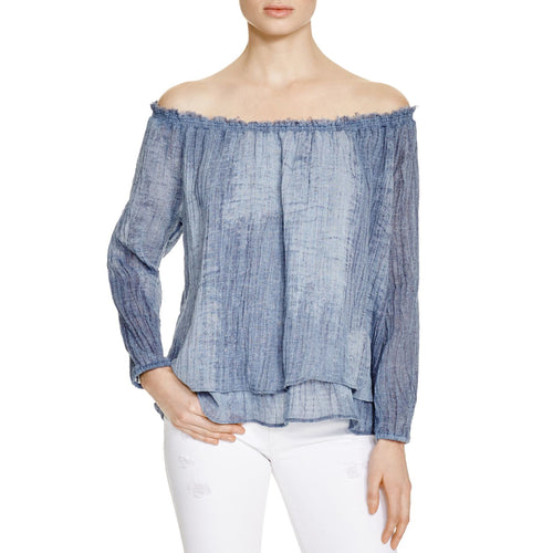 Generation Love Off Shoulder Top