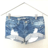 Marie Denim Short
