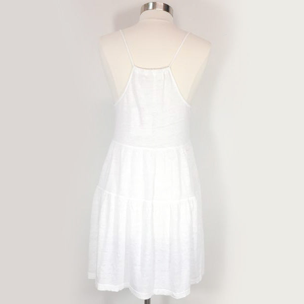 Pippa White Sun Dress