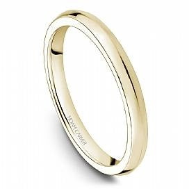 Noam Carver Yellow Gold Wedding Band