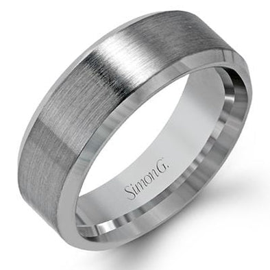Simon G Men's Wedding Band