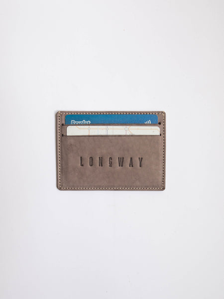 Card Holder - Nubuck