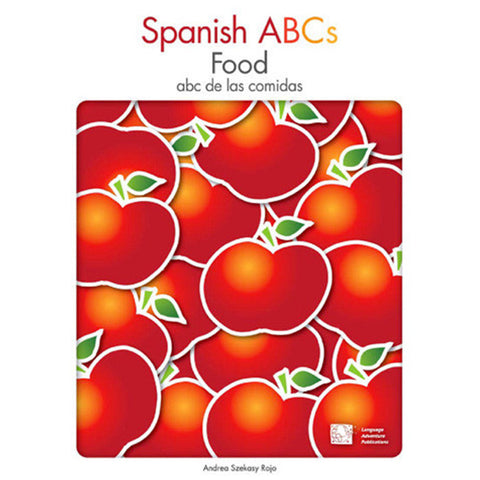 Spanish ABCs – Food